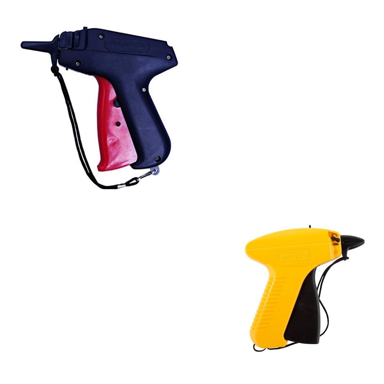 Игольчатый пистолет для ценников и этикеток: сфера использования, плюсы