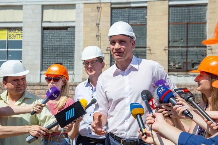 Мэр Киева сообщил, когда перекроют проспект Победы из-за Шулявского моста