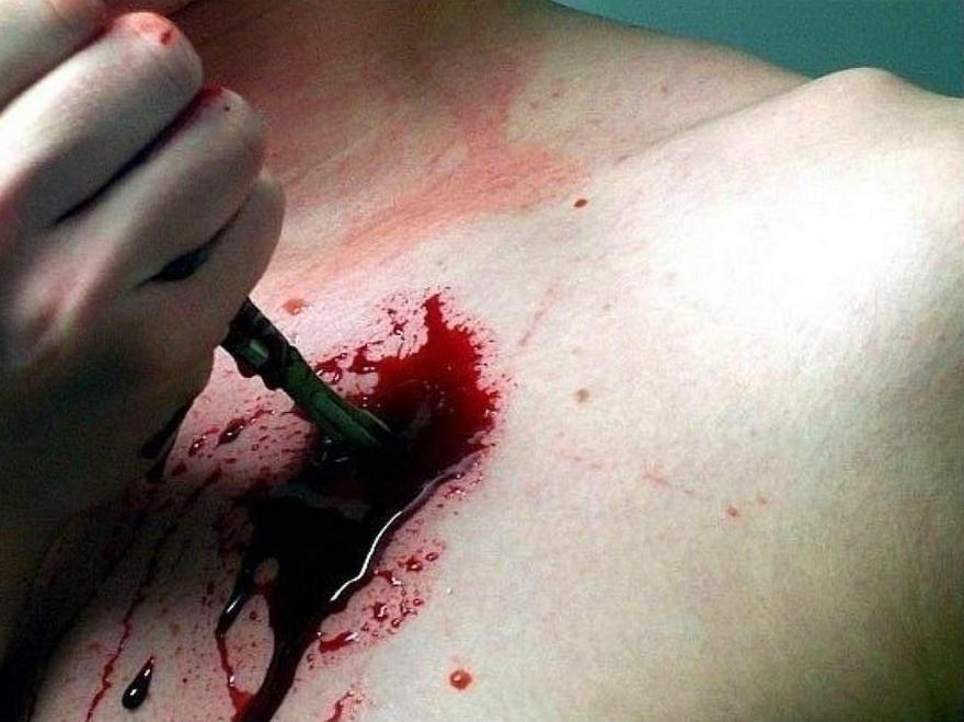 В Киеве психопат убил свою бывшую жену