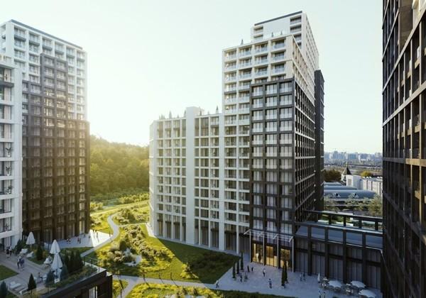 Застройщики Нест и Гринвилль получили премию «БудОлимп» в номинации «Новый формат жилья бизнес-класса»