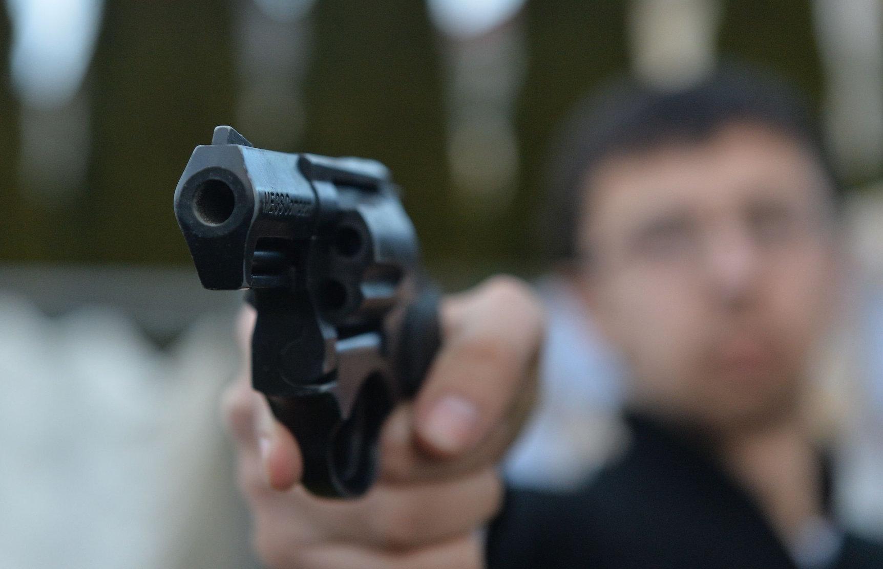 На Киевщине мужчина выстрелил в голову бабушке, которая ждала транспорт