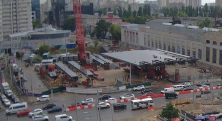 27 июля на проспекте Победы возле Шулявского моста перекроют движение транспорта