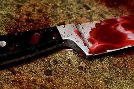 На Русановке хулиганы с ножами подрезали двух мужчин