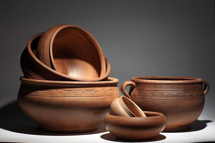 Керамическая посуда — лучший выбор для вашего дома