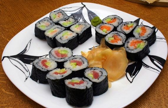 Суши - лучше заказать онлайн или сделать самому?