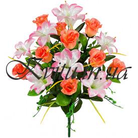 Украшаем могилу близкого человека искусственными цветами: как сделать и где купить цветы в Украине