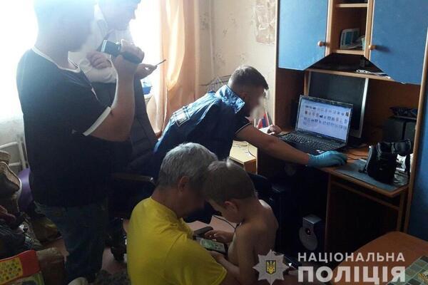На Киевщине отец снимал порно со своими малолетними детьми