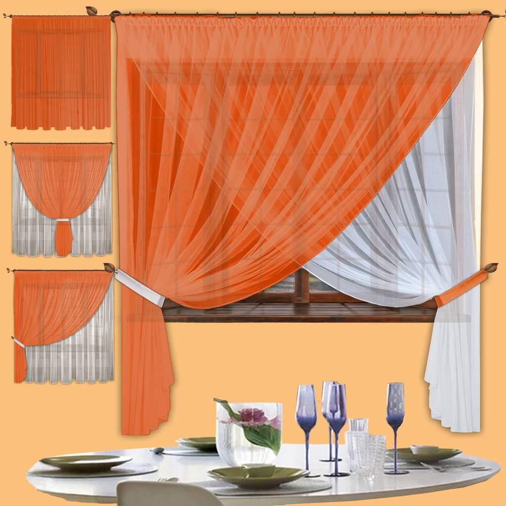 Какие шторы на кухню сейчас в моде?