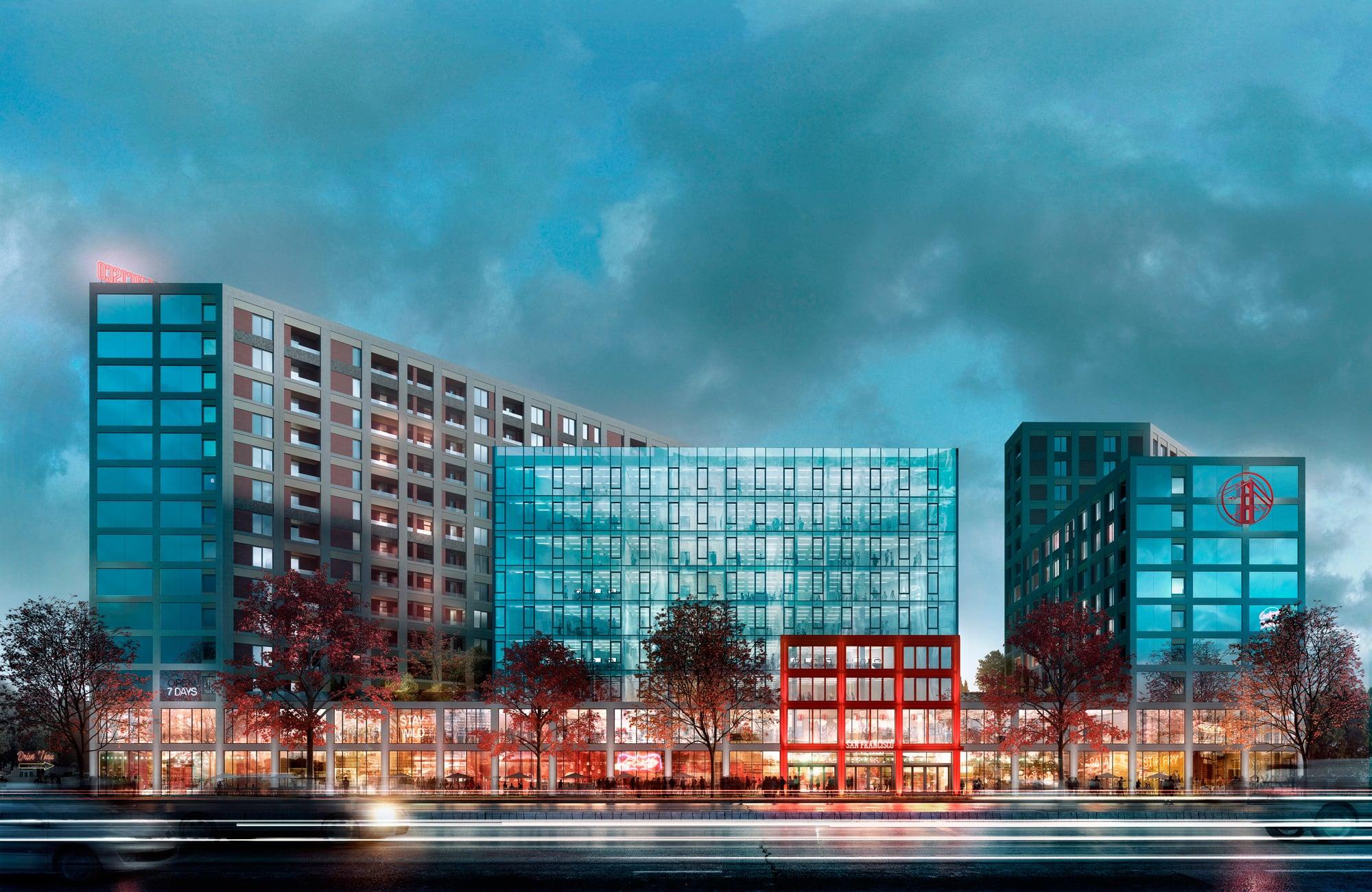 Чому 2-кімнатні квартири в ЖК SAN FRANCISCO мають попит серед інвесторів