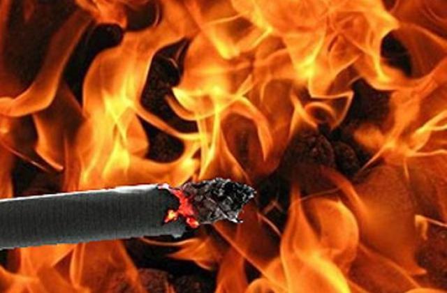 В Киеве семья докурилась до страшных ожогов