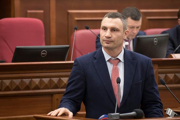 Кличко рассказал, когда заработает Киевсовет