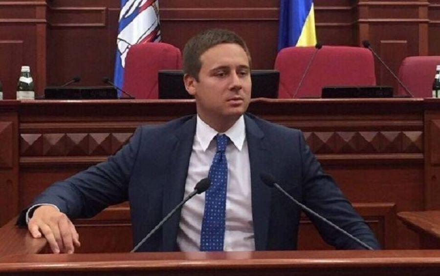 В Киеве избили замглаву КГГА