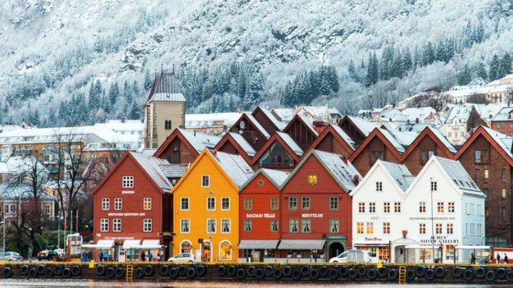 Чем интересны автобусные туры в Норвегию?