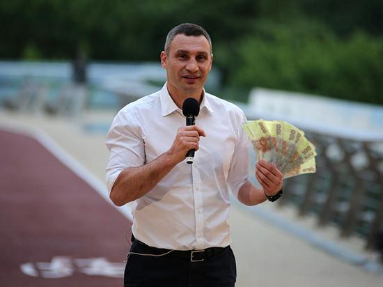 У Кличко сообщили, сколько денег и куда направят в 2020 году
