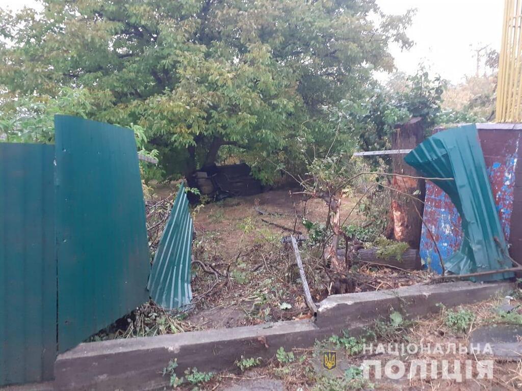 Под Киевом в ДТП погиб молодой парень, который ехал в багажнике