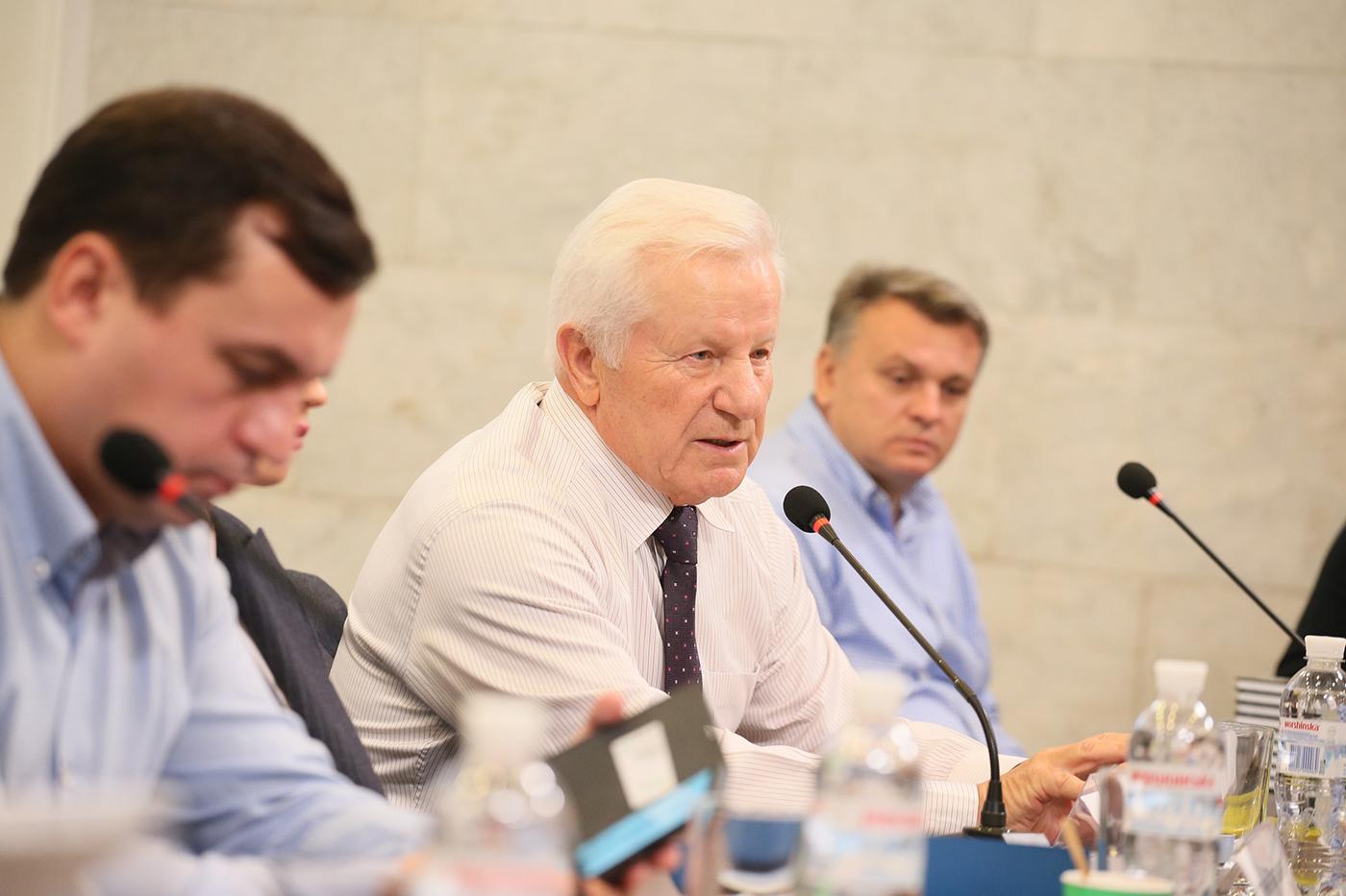 В Киеве состоялся круглый стол по законопроекту про рынок земли