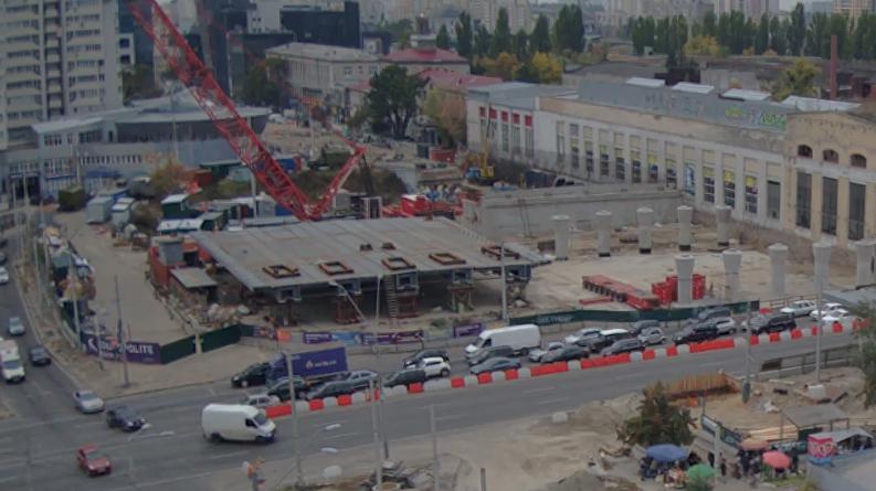 В министерстве инфраструктуры не знают, когда будет достроен Шулявский мост