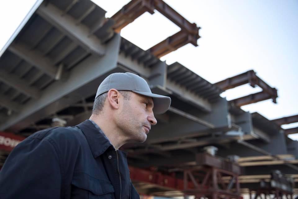 Хроники Шулявки: мост все же начали строить