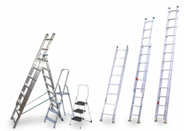 Все, что нужно знать об алюминиевых лестницах
