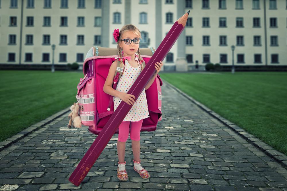 Как разгрузить школьный рюкзак, чтобы ученик не был Шварценеггером?