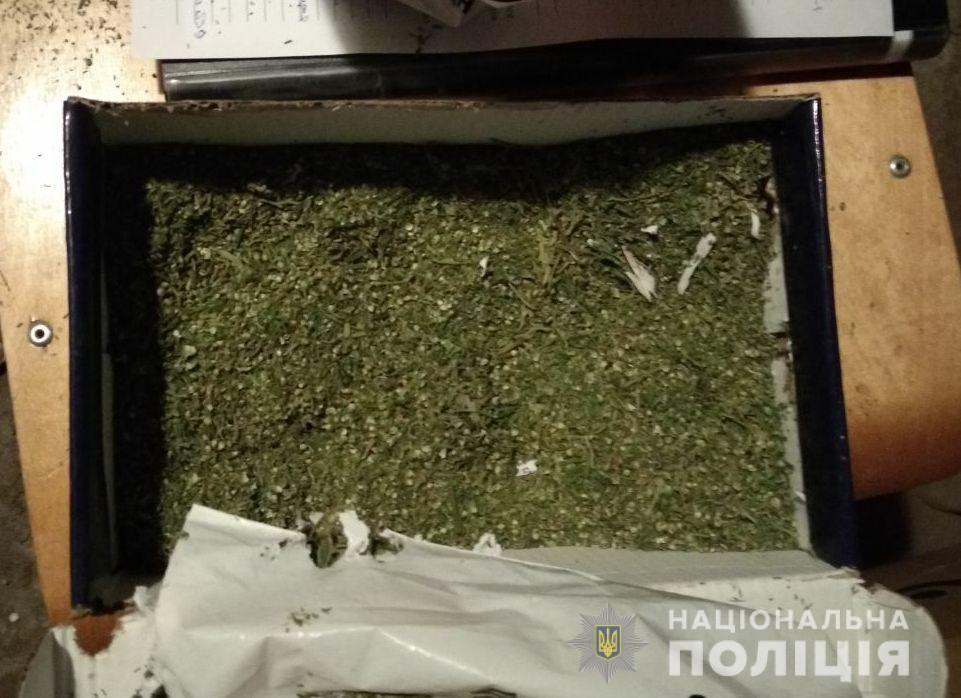 На Киевщине из-за ссоры с женой мужчина попался на наркотиках
