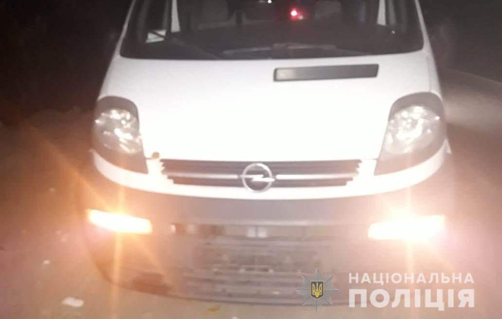 Под Киевом водитель авто насмерть задавил лежачего пешехода