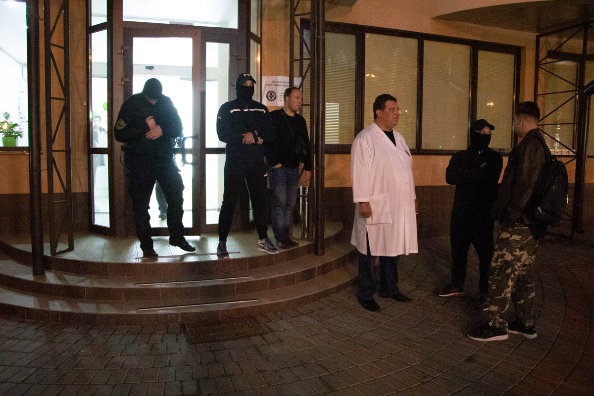 В Киеве накрыли медклинику, в которой торговали органами похищенных людей