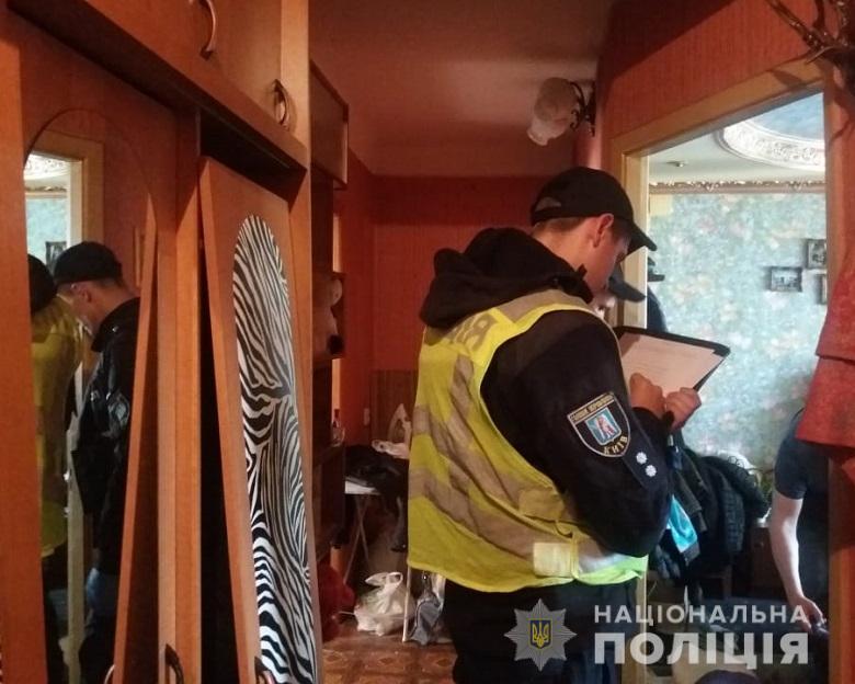 В Киеве мужчина убил свою пьяную супругу