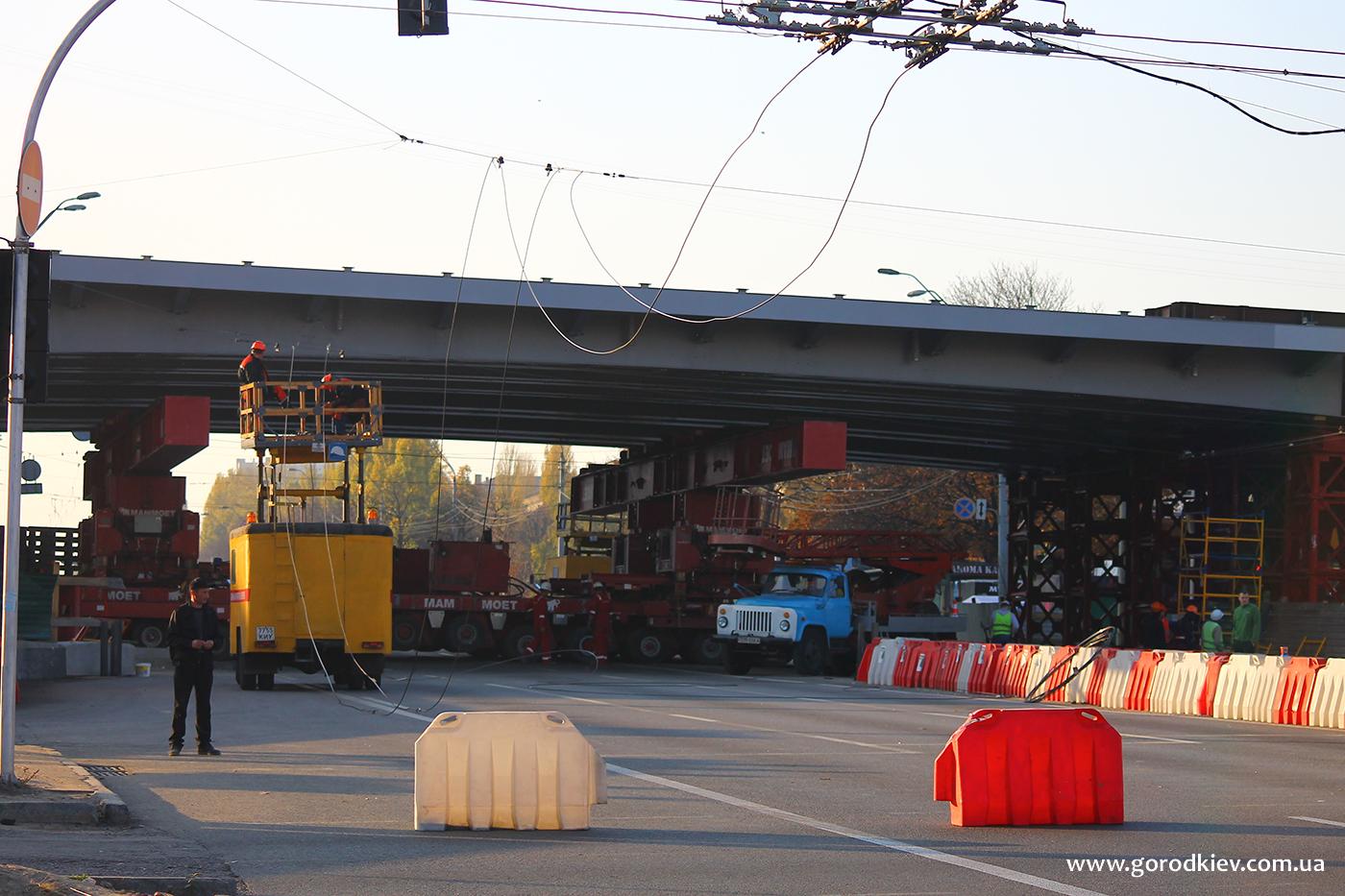 Новый Шулявский мост прослужит 100 лет