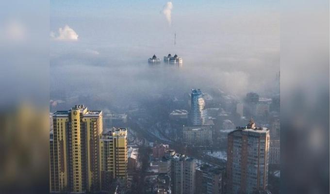 В КГГА заявили, что в Киеве воздух совершенно не опасный
