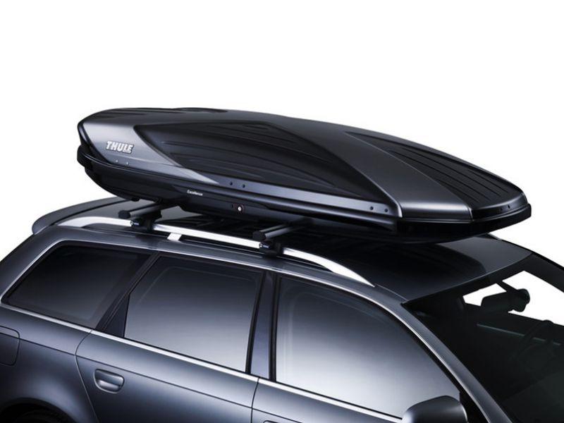 Актуальность применения багажных систем на крыше
