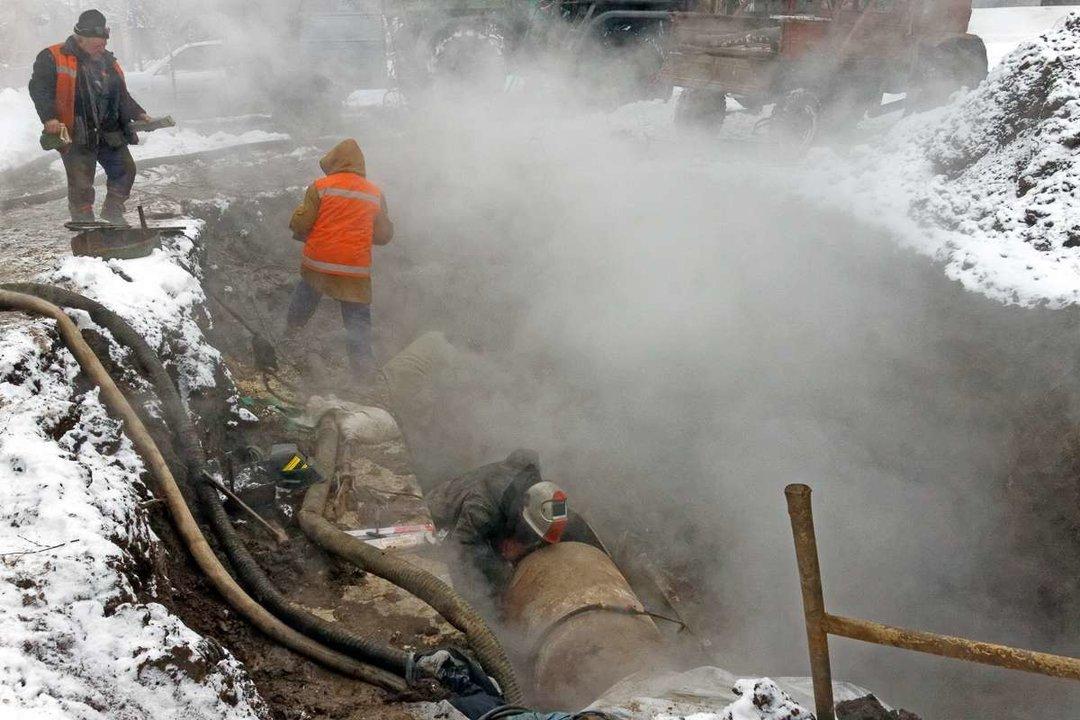 Кличко предупредил об авариях на теплосетях во время отопительного сезона
