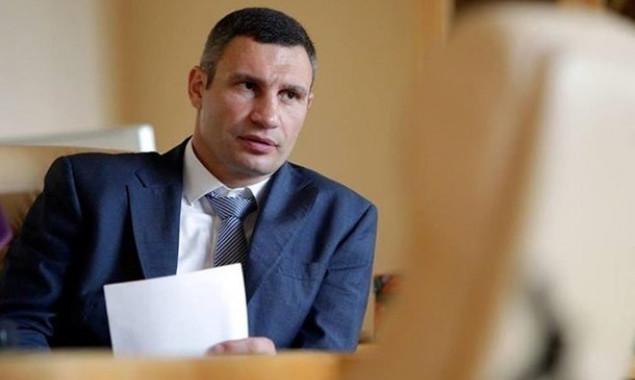 Виталий Кличко может снова стать новым мэром Киева