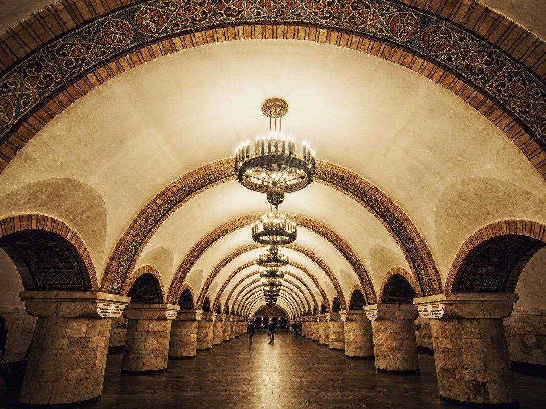 """В метро по утрам будут закрывать станцию """"Золотые ворота"""""""