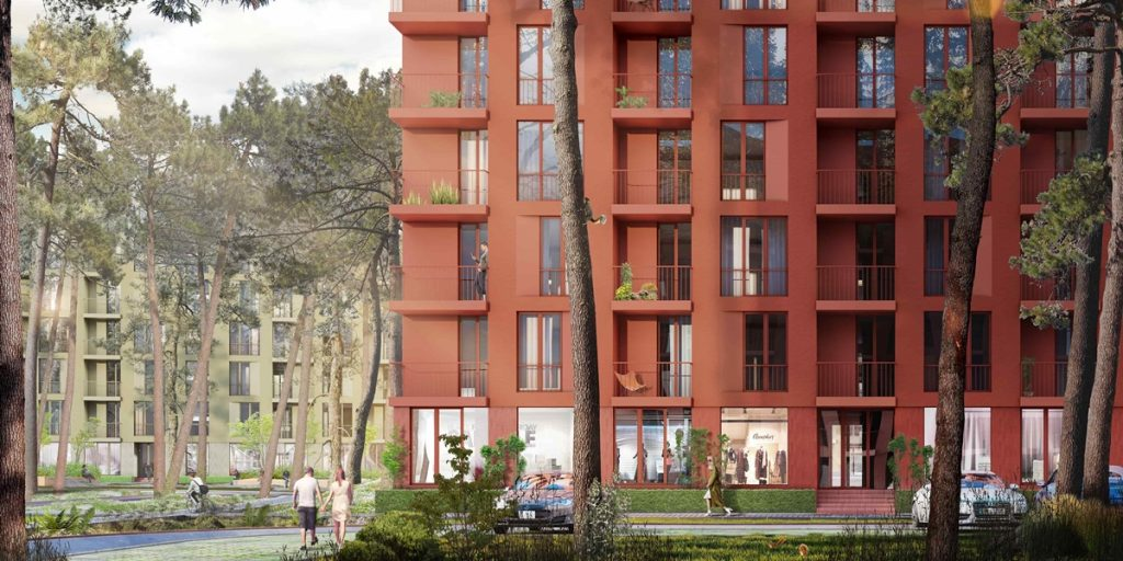 O2 Residence — новый жилой комплекс с собственной экофермой