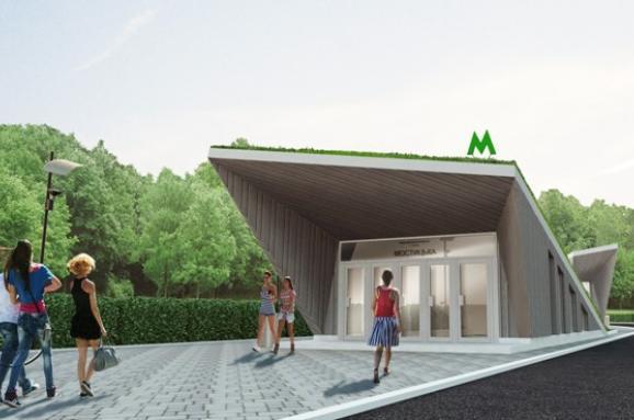 Кличко назвал сроки открытия станций метро на Виноградарь