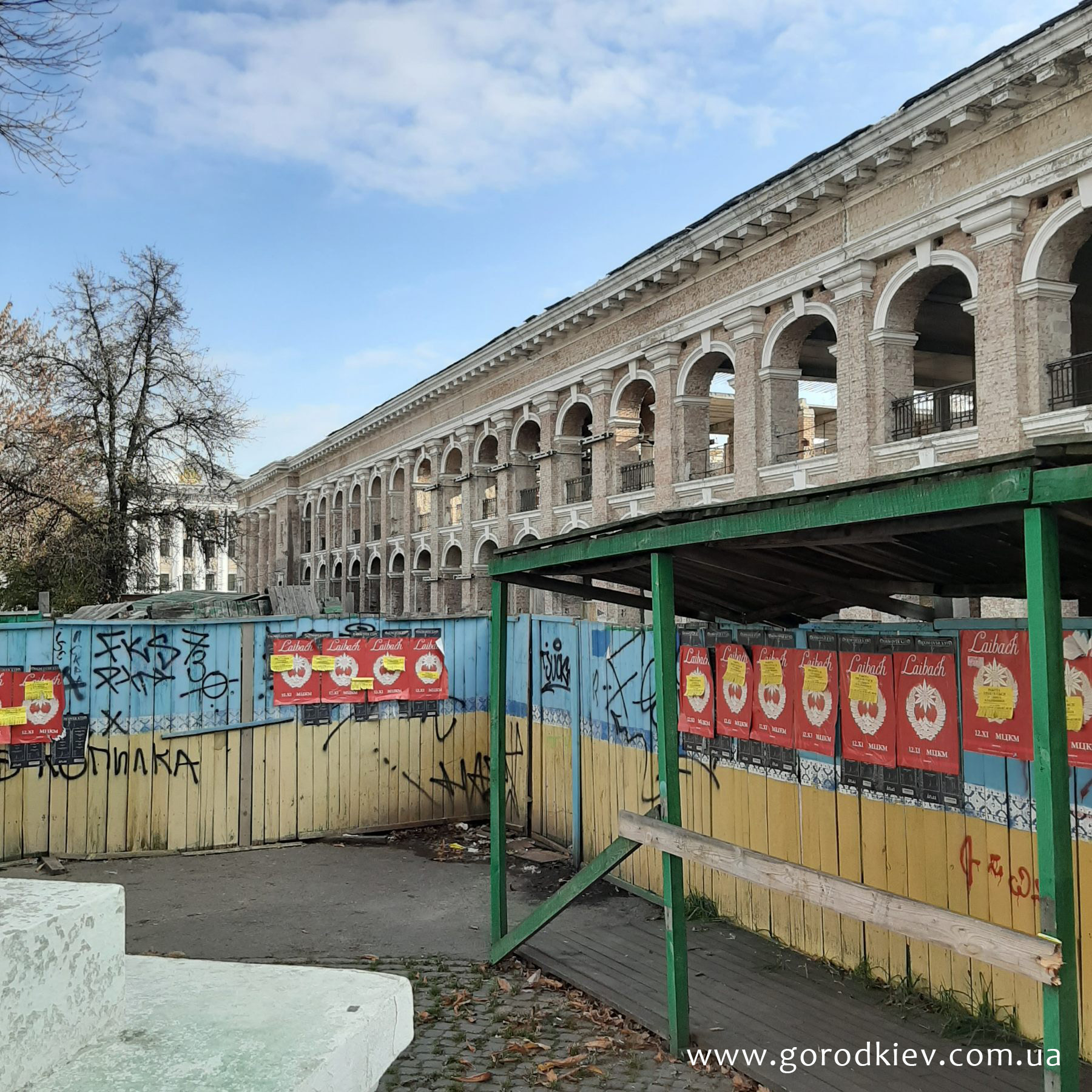 Суд решил судьбу Гостиного двора в Киеве