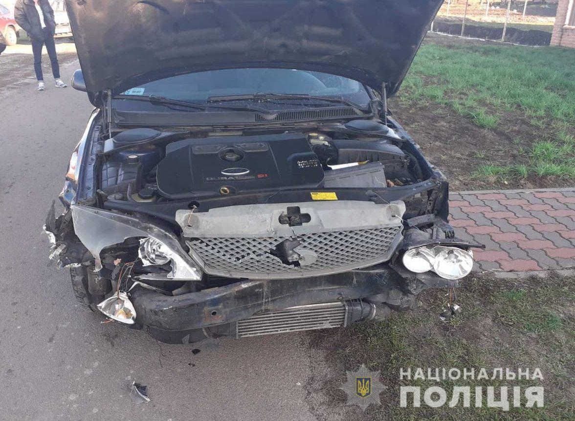 На Киевщине угонщик авто сам помог себя задержать