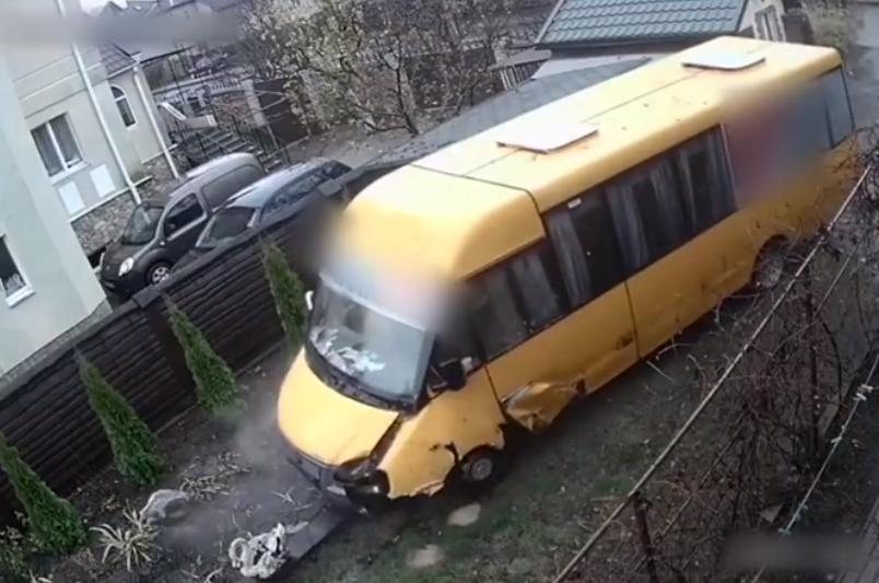 Под Киевом в ДТП пострадали дети