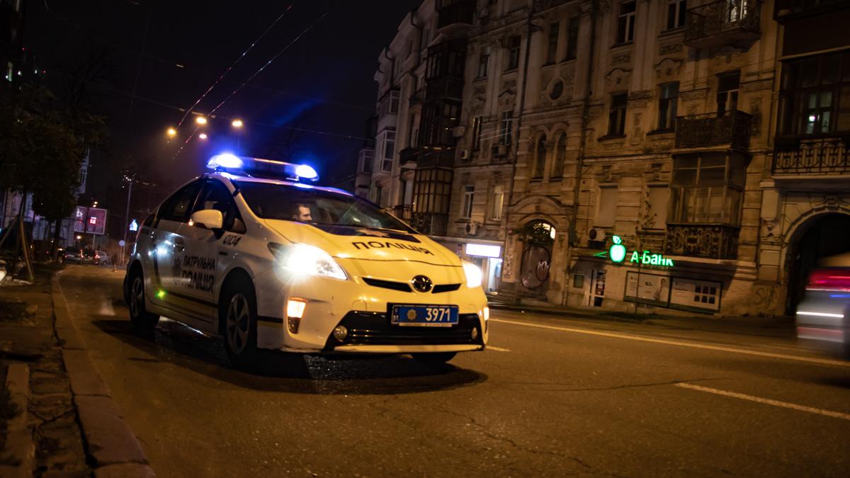 В Киеве пьяный пешеход впал в кому после ДТП