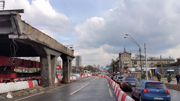 Ремонт Шулявского моста снова подорожал - в КГГА объяснили причины