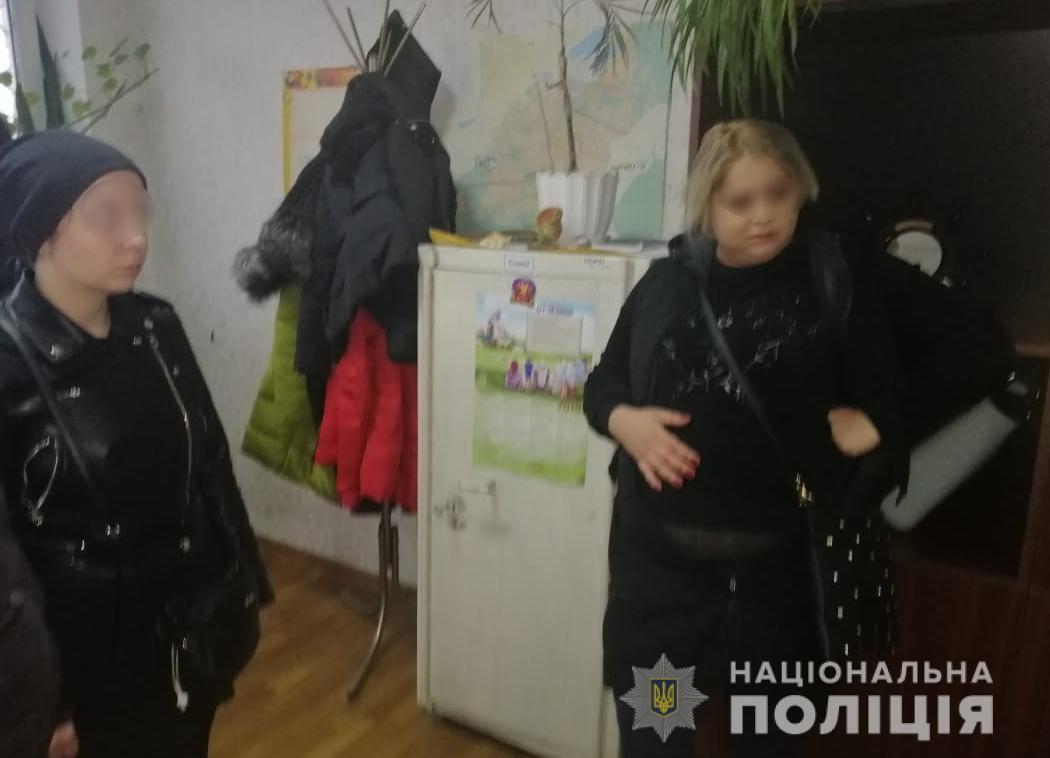 На Киевщине две барышни за один день обворовали пять человек