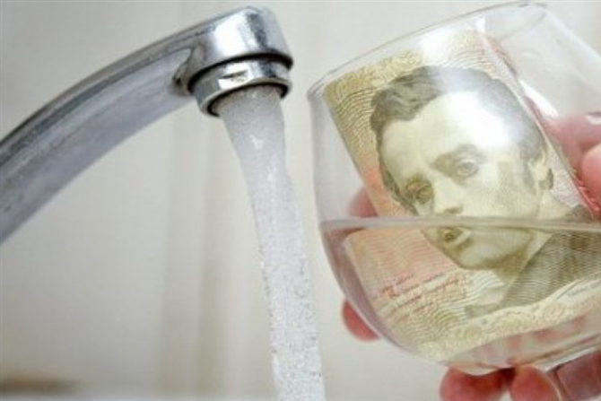 В Киеве на 85 копеек подорожали услуги водоснабжения