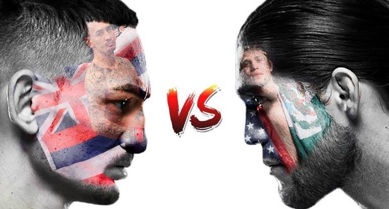 UFC 231. Макс Холлоуэй – Брайан Ортега