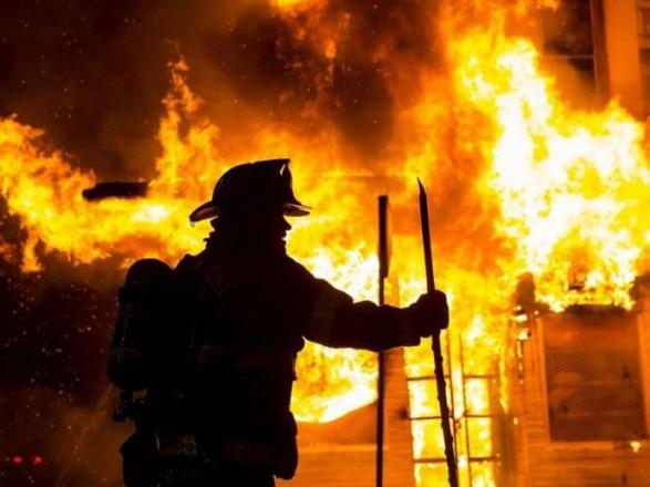 Под Киевом в пожаре сгорели пожилые пенсионеры