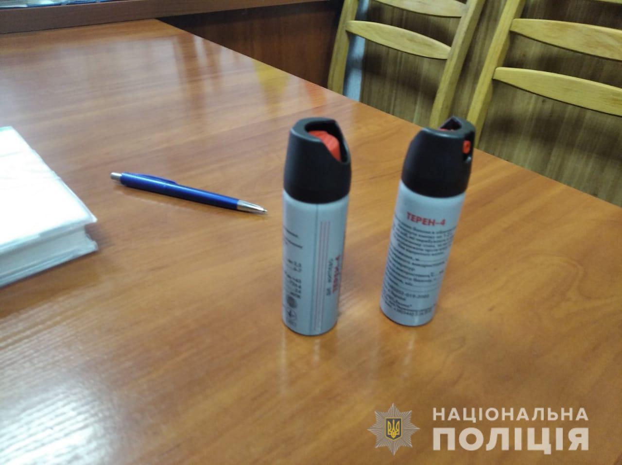 В школе под Киевом девятиклассники устроили дуэль. Есть пострадавшие