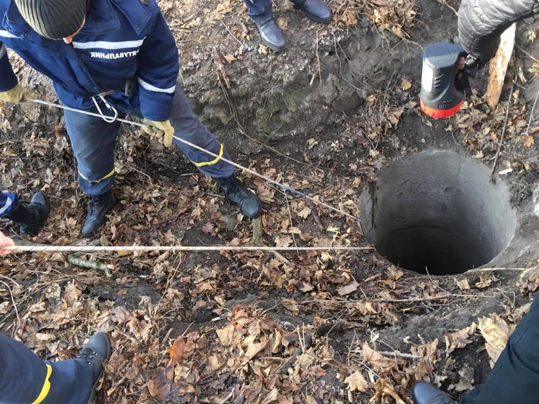 Под Киевом в заброшенном колодце нашли тело бизнесмена