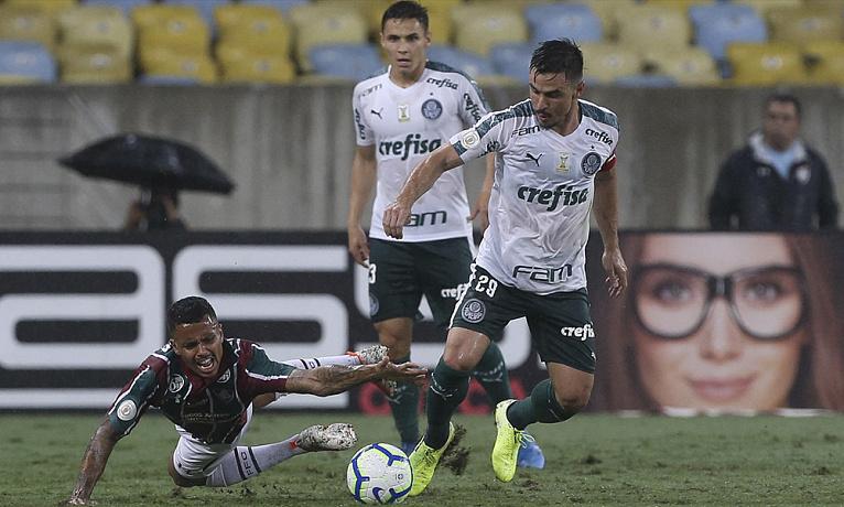 Обзор матча: «Палмейрас» — «Фламенго»