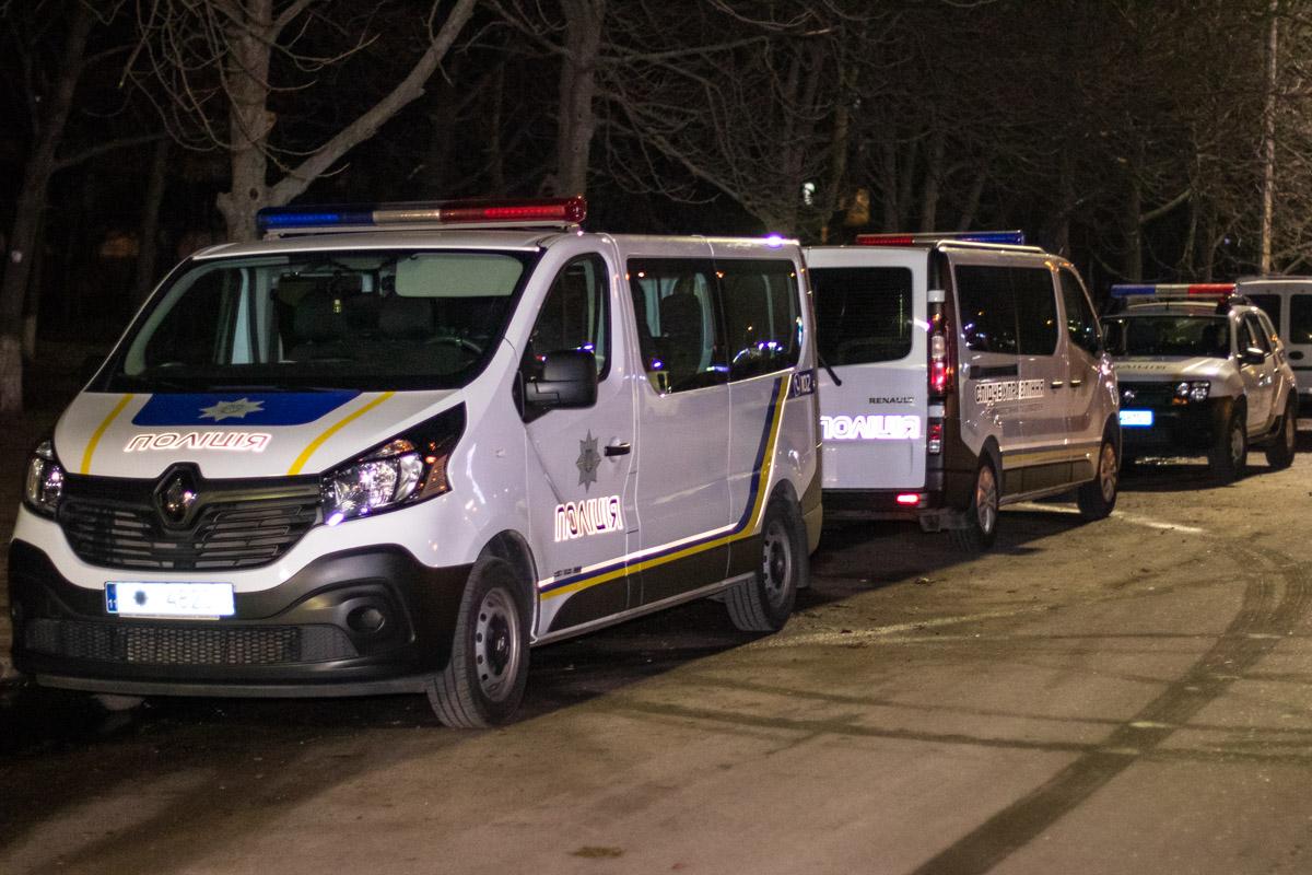 В Киеве девушка на свидании нашла труп пожилой женщины