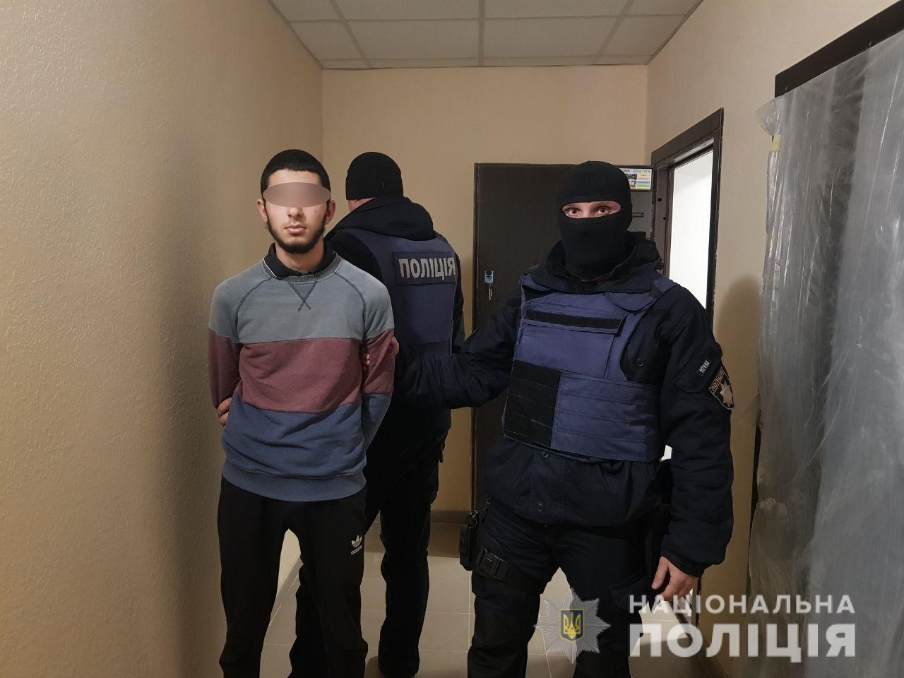 На Киевщине опасный террорист убил пенсионера за 600 гривен